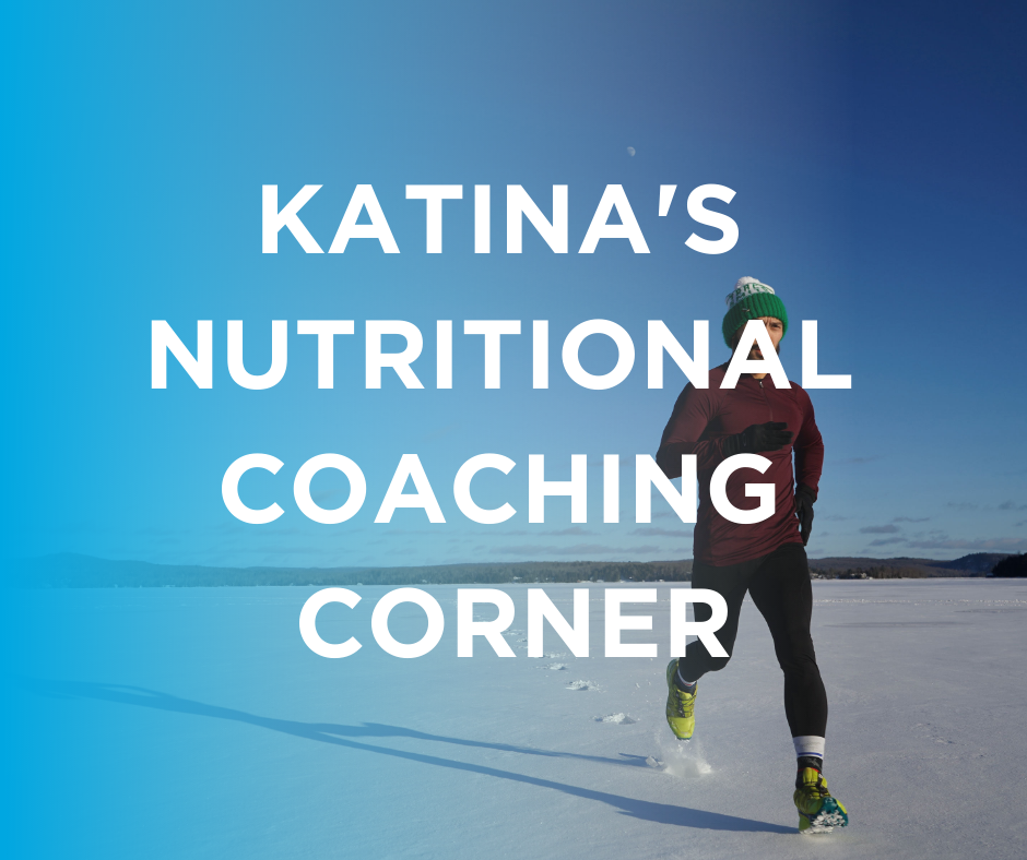 Foods to boost your winter training