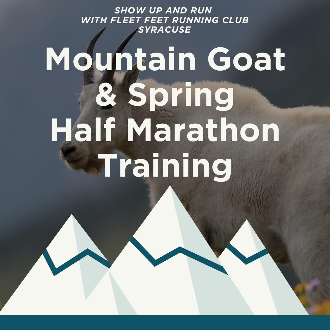 Fleet Feet Syracuse Mountain Goat training