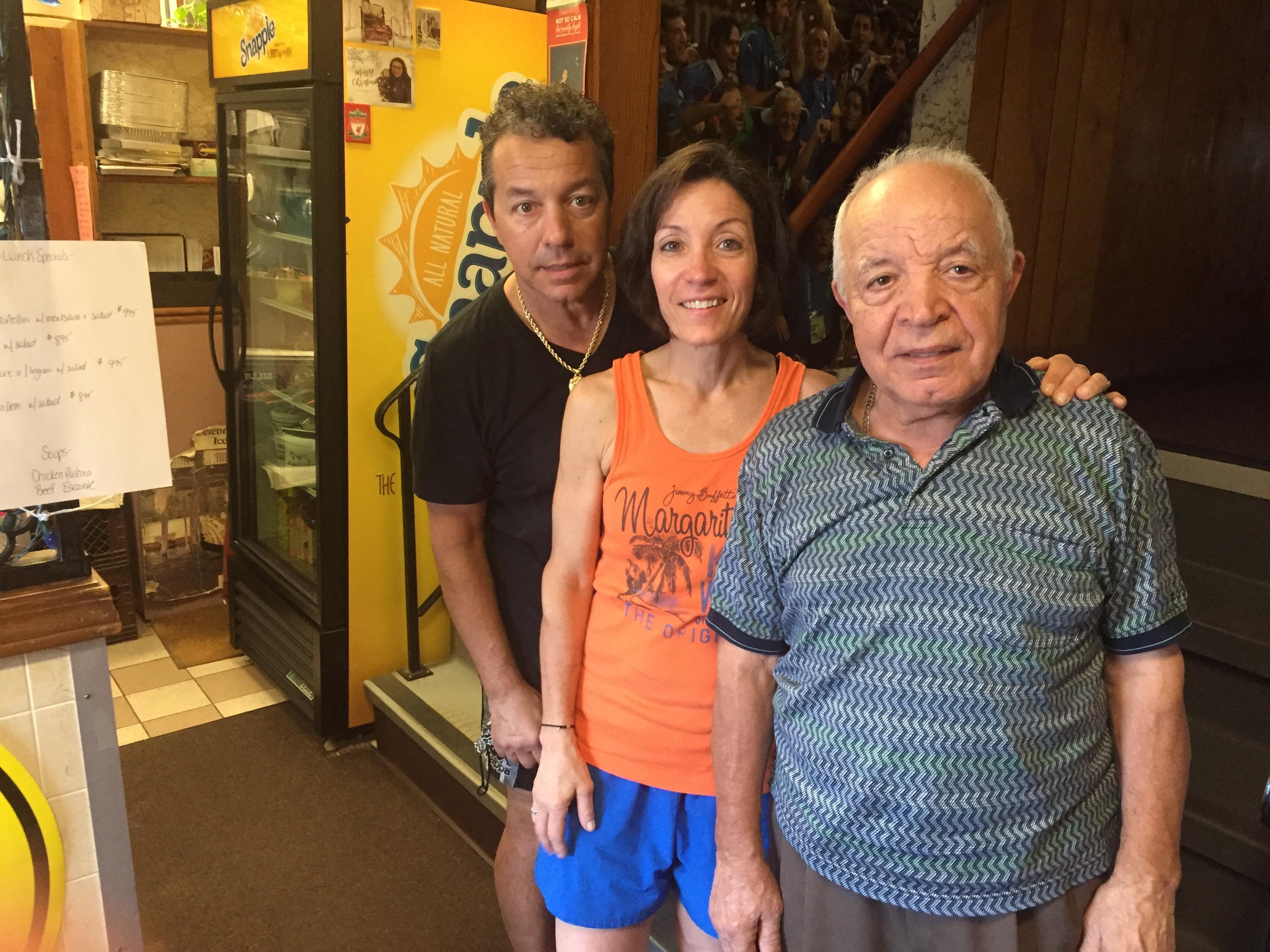 the angotti family