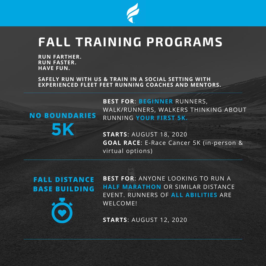 fall training programs ffsyr